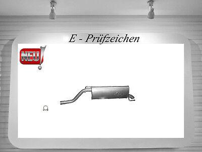 Mittelrohr Opel Corsa D 1.2 Auspuff Abgasrohr Flexrohr Montagesatz 51//55//59//63KW