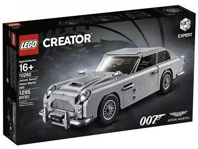 LEGO Creator 10262 Creator James Bond Aston Martin NEW AND SEALED Only 1 Left