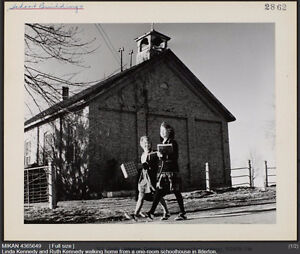 Seeking Belfry or Bell Tower for Schoolhouse from Church/School