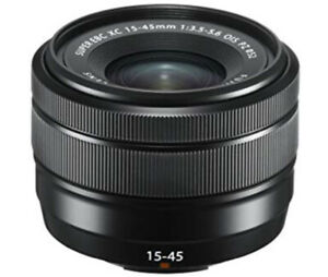Fujinon XC 14-55mm OIS-PZ lens new