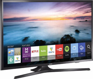 "SAMSUNG UN40J5200 40"" 1080P LED SMART TV"