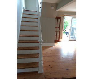 2 Bedroom House for Rent on Halifax Peninsula, close to Commons