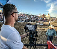 Freelance Videographer - Now Taking Stampede Party Bookings