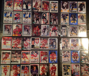 Hockey Cards (Crosby, Ovechkin, Gretzky, Lemieux and More)