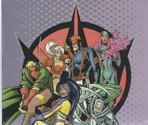 WildC.A.T.S.  Trading Card Box (1995 Wildstorm)