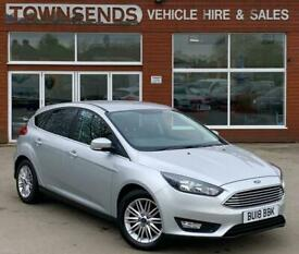 image for Ford Focus 1.0T ( 125ps ) EcoBoost ( s/s ) 2017.5MY Zetec Edition