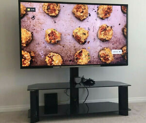 SONY 60in 3D Smart TV with TV Stand