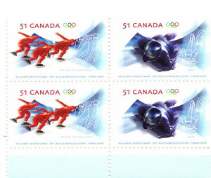 Canada Stamps - XX Olympic Winter Games 51c (2006)