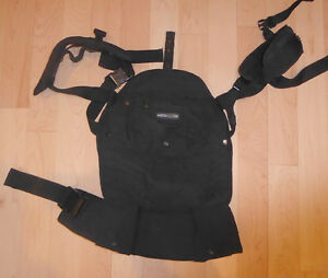 LÍLLÉbaby ergonomic carrier (similiar to ERGO carrier), in black