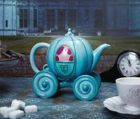 Cinderella Pumpkin Teapot
