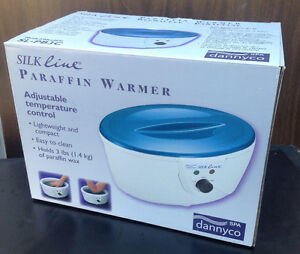 **NEW IN BOX** Silk Line Parafin Warmer - holds 3 lbs Cambridge Kitchener Area image 1
