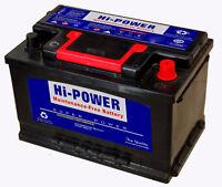 Batterie garantie à vie. Battery lifetime warranty