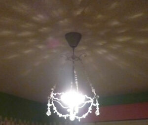 Ikea chandelier kijiji in ontario buy sell save with pretty ikea chandelier light fixture aloadofball Choice Image