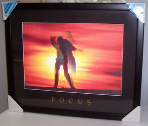 Images in Motion Lenticular Golfer Wall Décor with Focus Theme London Ontario image 2