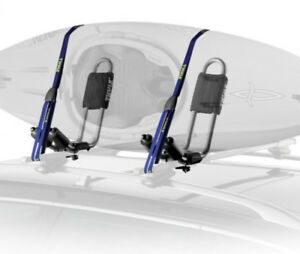 "Support à Kayak THULE 834 ""Hull a port Kayak Carrier"""
