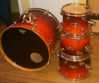 Mapex M Pro (100% Maple) 4 Pcs shells