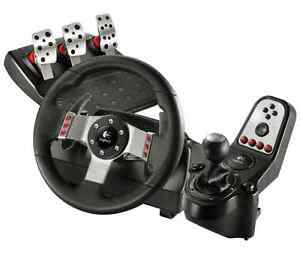 G27 Racing Wheel. Mint condition