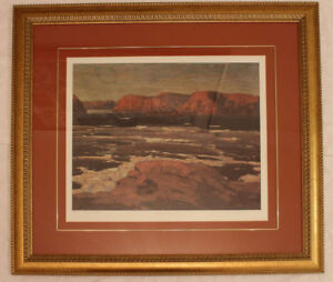 "Tom Thomson  Limited Edition Printing:"" Petawawa"""