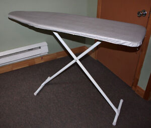 IRONING BOARD AND COVER