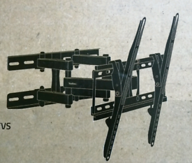 BRAND NEW DOUBLE ARM CANTELIVER TV BRACKET MOUNT, £20