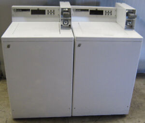 Commercial Washer Dryer Pairs