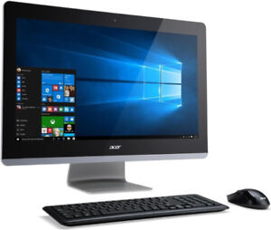 LIKE NEW ACER az3-710-es51! 6GB RAM! 1000 GB HDD! WIN 10 PRO!