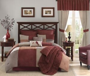 McLeland Design Jules 5Pc. Comforter and Coverlet Set - Queen