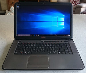 Dell XPS15 Core i7 with spare battery and spare 640GB hard drive
