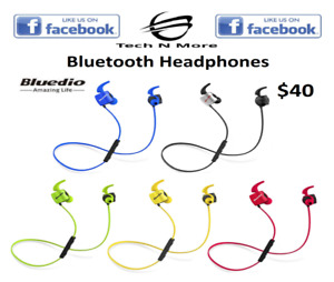 Bluedio TE Bluetooth Headphones (5 Colors)
