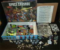Warhammer 40k Advanced space Crusade complete w/minis extra
