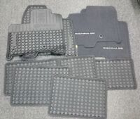 Brand new Toyota Sienna SE LE 8 seats floor mat Complete set