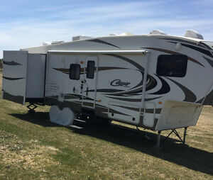 2012 Keystone Cougar Fifth Wheel