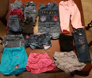 Girls size 5 pants