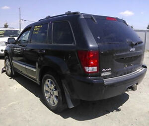 2010 Jeep Grand Cherokee For Parts!