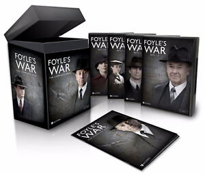 Foyle's War The Complete Series 1-8 / Brand New