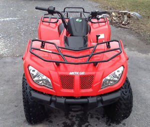 Trade/Swap/Buy!! 2014 Arctic Cat 400 4x4, Low kms!!