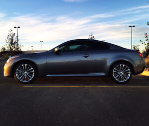 2012 Infiniti G37X SPORT Coupe - SUPERCHARGED