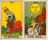 Tarot Readings by an Experienced Reader
