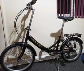 """Ammaco Folding Bike 20""""wheel"""
