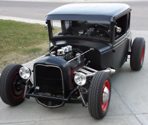 1931 Ford Model A -  Old Skool Hot Rod