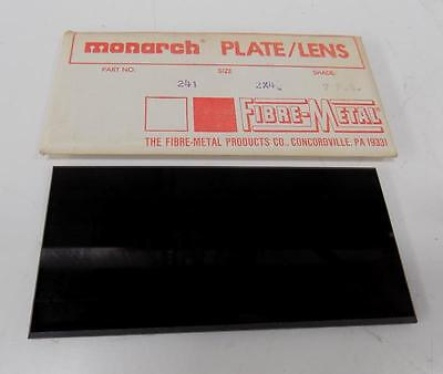 Fibre Metal Plate Lens Size 2x4-14 Shade 7 Welding Lens 241 Pzb