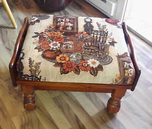 Reduced Price! Foot Stool/Table