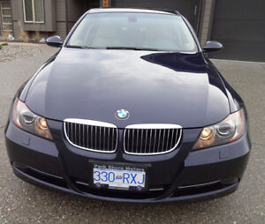2006 BMW 330 XI 6 speed AWD