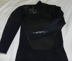 Wet suit for spring/summer/fall in Nova Scotia