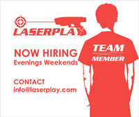Wanted: Team Member for Kids Entertainment Center