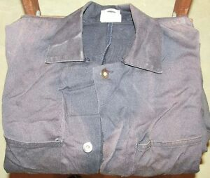 coverall 100% cotton  on size  42 ( M-L )