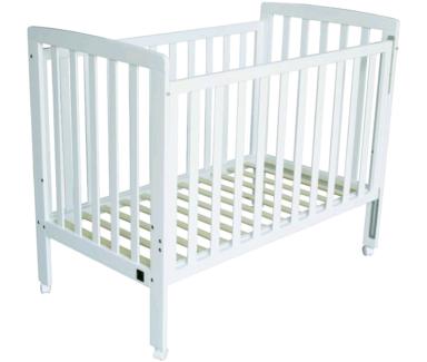 Childcare Cot White
