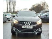 2011 Nissan Qashqai+2 1.6 ACENTA PLUS 2 5d 117 BHP Hatchback Petrol Manual