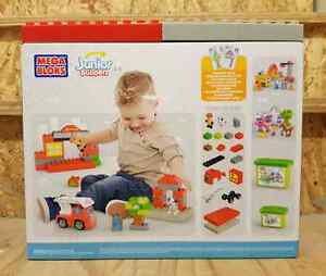 Mega Bloks Junior Builders Fire Station Rescue Edmonton Edmonton Area image 2