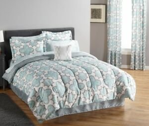 Zora 8-Pc. Comforter Set - King, New